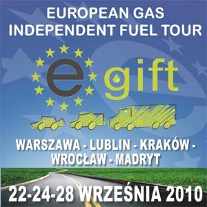 Samochodem na LPG przez Polskę aż do Madrytu