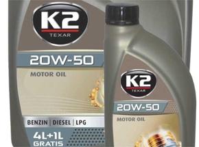 K2 chroni kolejne silniki