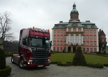 Pierwsza w Polsce Scania V8 o mocy 730KM!