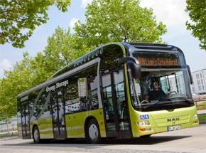 """""""Red dot award"""" dla autobusu miejskiego MAN Lion's City Hybrid"""