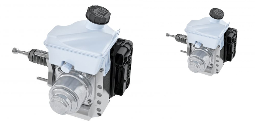 Continental: zintegrowany układ hamulcowy MK C1