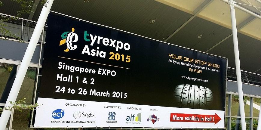 Tyrexpo Asia (Singapur)