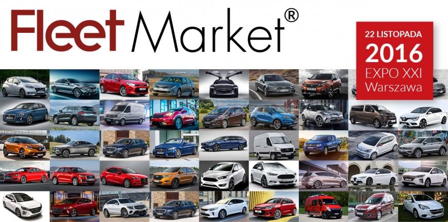 Fleet Market czyli najpopularniejsze flotowe auta osobowe i dostawcze