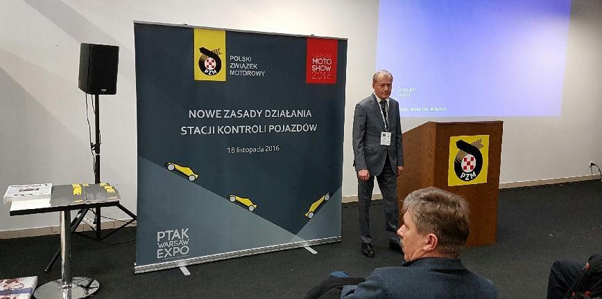 Konferencja diagnostyczna Polskiego Związku Motorowego