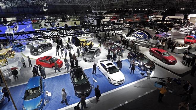 New York Auto Show (USA)