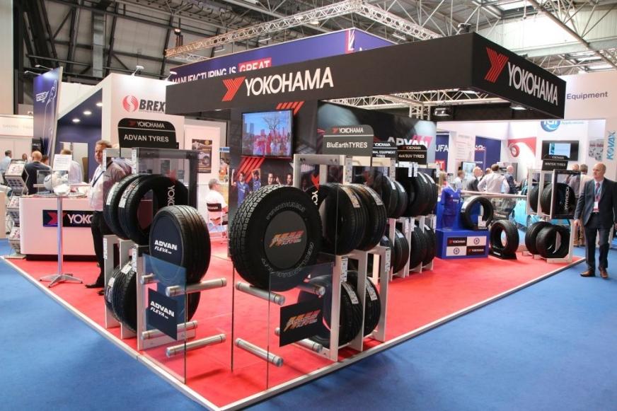 automechanika Birmingham (Wielka Brytania)