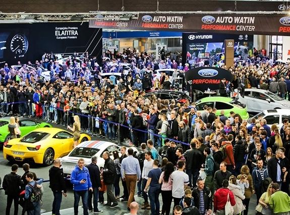 Poznań Motor Show 2020 (Polska)
