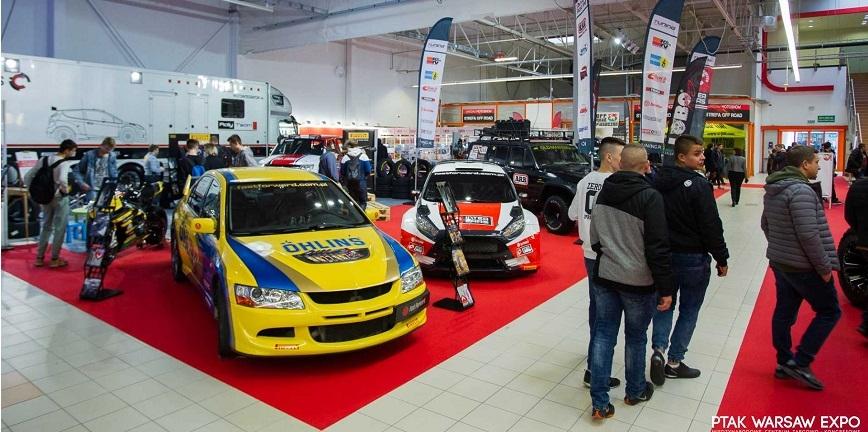 Warsaw Moto Show 2019 (Warszawa)
