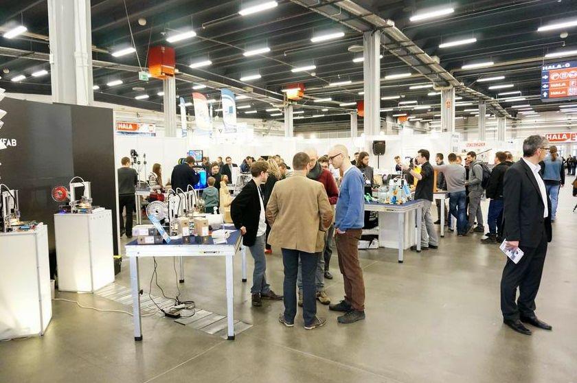 D Printing Exhibition Billingsgate : Dni druku d kielce