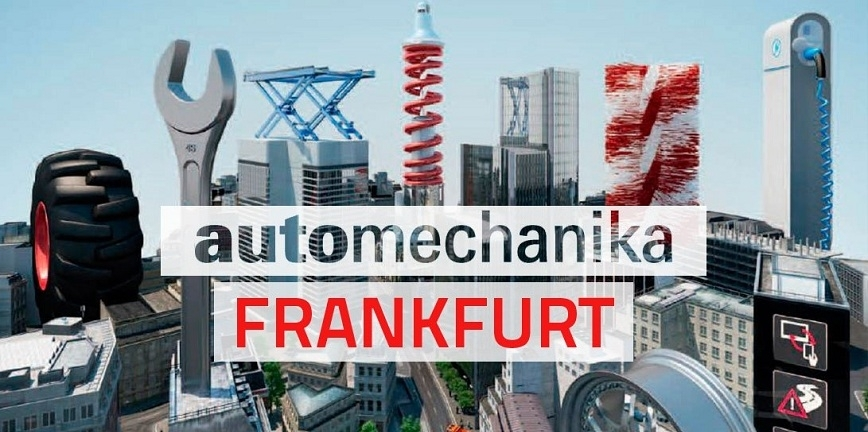 Automechanika Frankfurt (Niemcy)