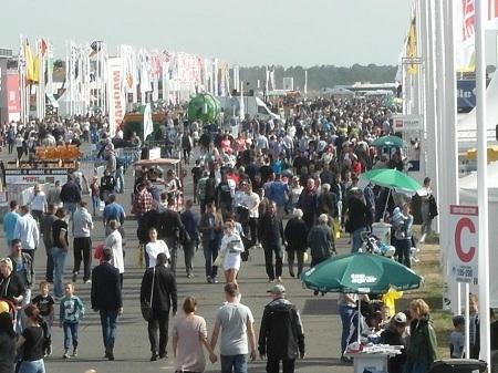 Międzynarodowa Wystawa Rolnicza AGRO SHOW (Bednary)