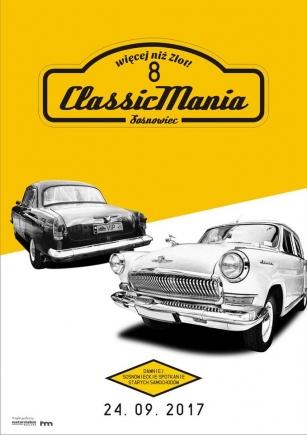 ClassicMania VIII (dawniej Sosnowieckie Spotkania Starych Samochodów)