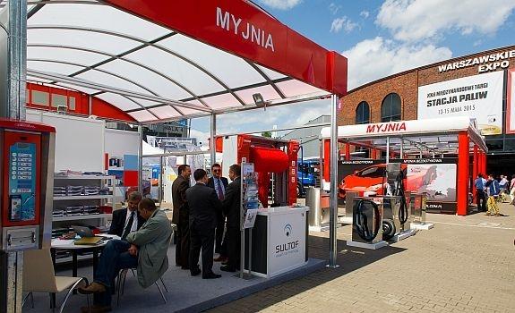 STACJA PALIW 2017 - Międzynarodowe Targi - Technika, Paliwa, Ekologia, Energia, Myjnie (Warszawa)