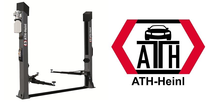 Ofensywa ATH-Heinl na hydrauliczne podnośniki dwukolumnowe