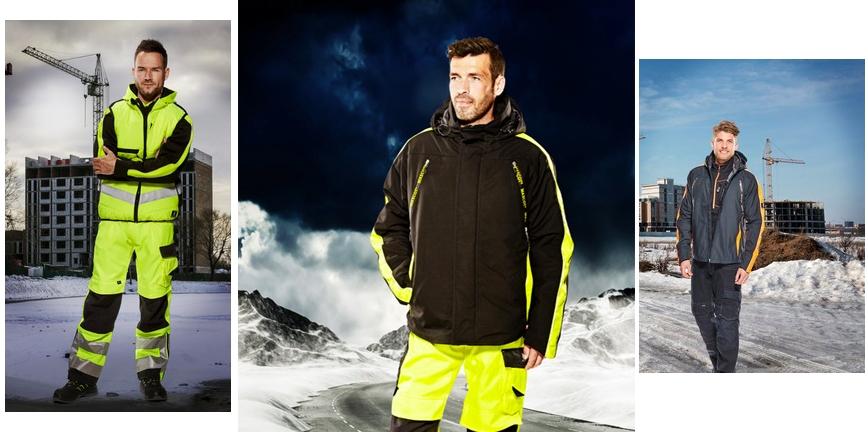 Jaka odzież dla mechanika na zmienną, zimową pogodę?