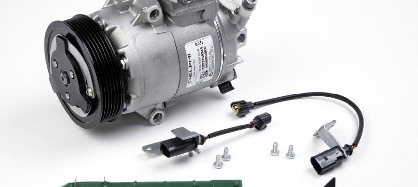 Diagnostyka układów klimatyzacji ichłodzenia silnika – porady Delphi