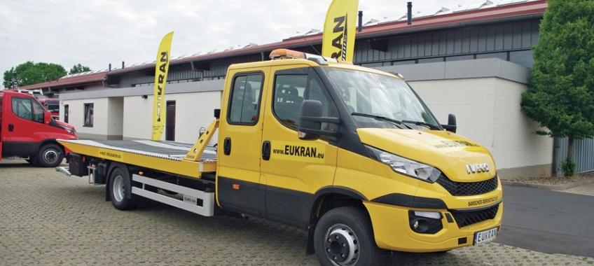 Pojazdy pomocy drogowych – widoczne trendy