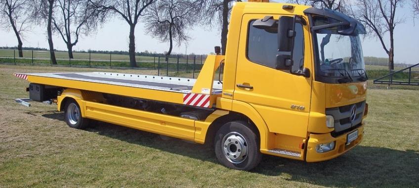 W Mega Pomoc drogowa (cz. 3) – warunki techniczne/wyposażenie pojazdu WE15