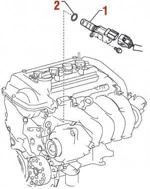 Nissan Micra K13 – silnik 1.2i 12 V, kod HR12DE, moc 59 kW