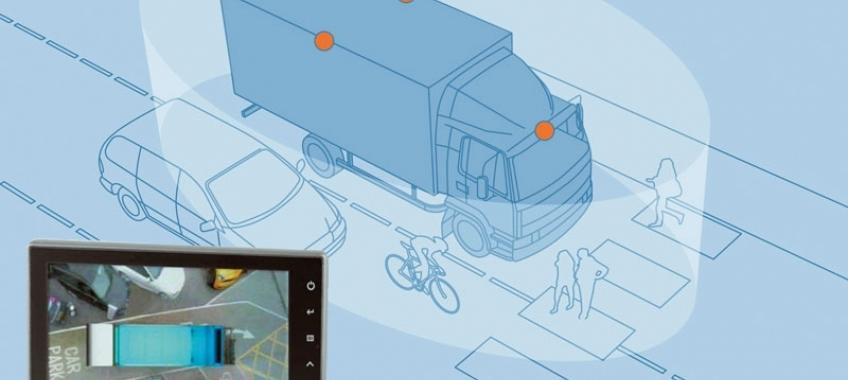 Nowoczesne multimedia waucie abezpieczeństwo wczasie jazdy