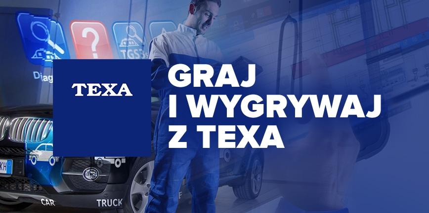 Konkurs warsztat.pl - CZAS NA DIAGNOSTYKĘ TEXA