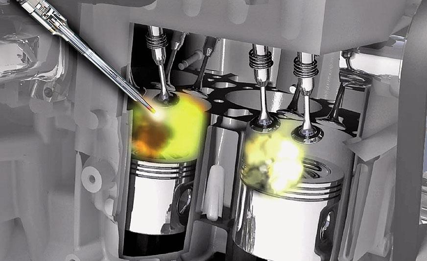 Wymagania wobec nowoczesnych świec żarowych