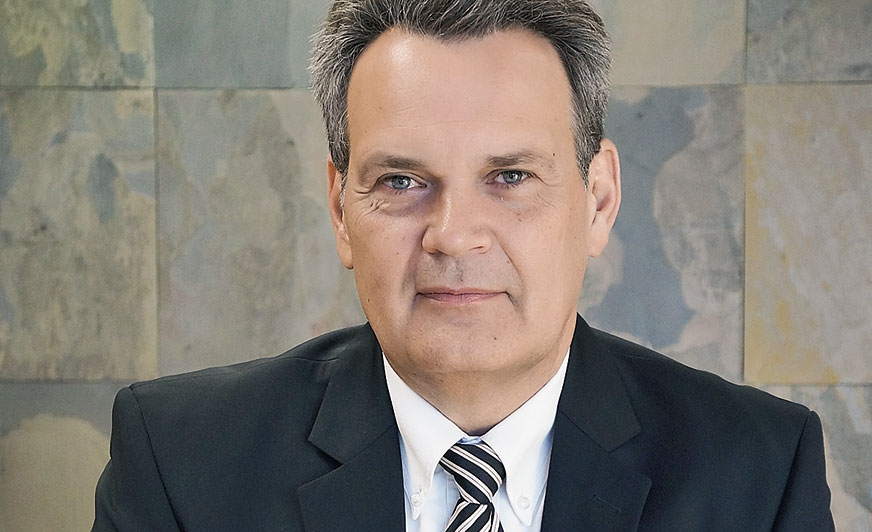Nowy dyrektor Global Aftermarket