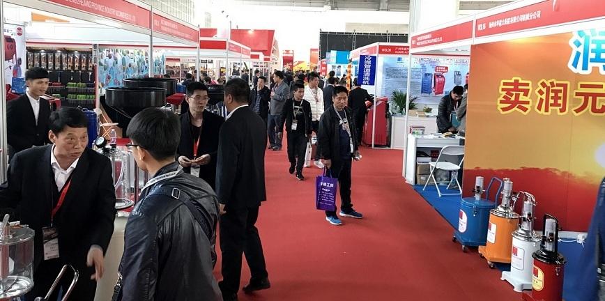 Jesteśmy na targach AMR 2017 w Pekinie