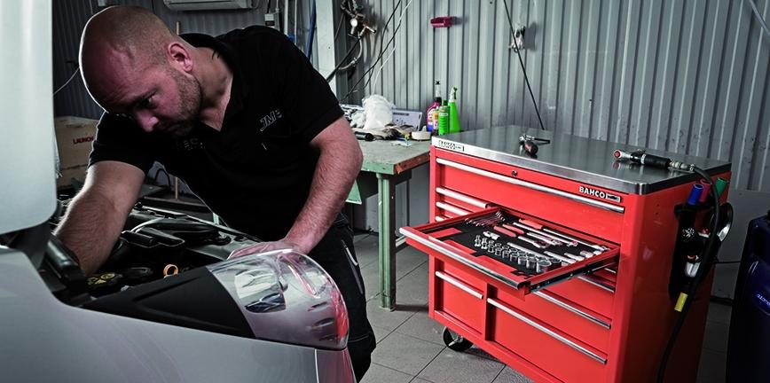 BAHCO – marka najlepszych narzędzi dla motoryzacji