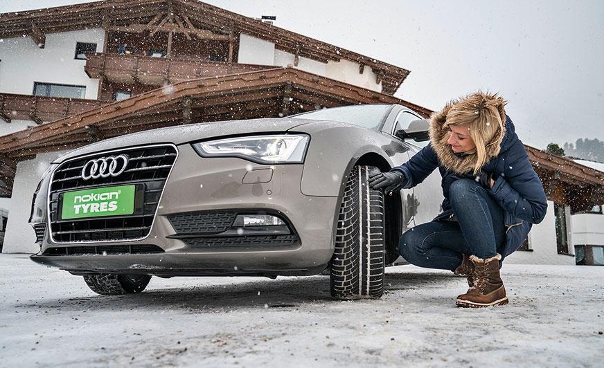 Na arktycznej prerii – specjalista nie tylko od opon zimowych