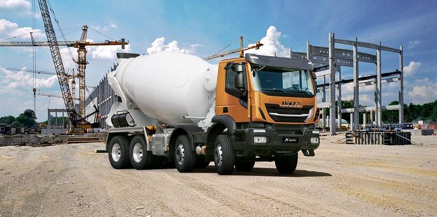 IVECO zapowiada nowy pojazd ciężarowy