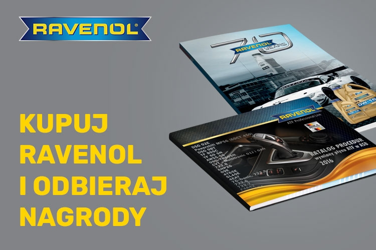 Nowa promocja w Auto Partner na produkty marki RAVENOL