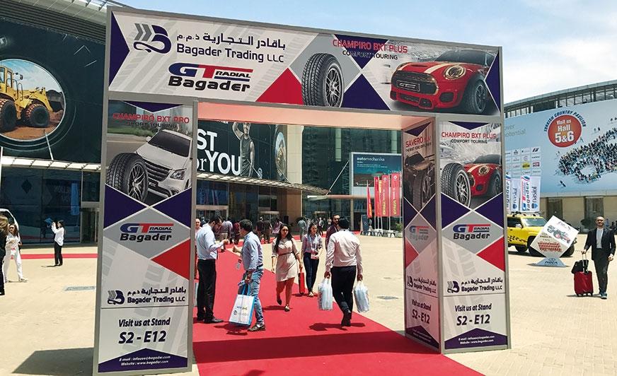 Świetlana przyszłość branży – wizyta na targach Automechanika Dubai (7-9 maja)