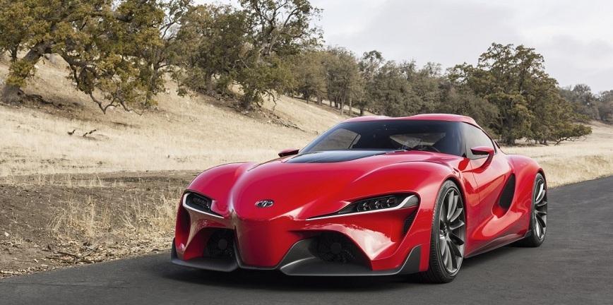 Następca Toyoty Supry z napędem hybrydowym?