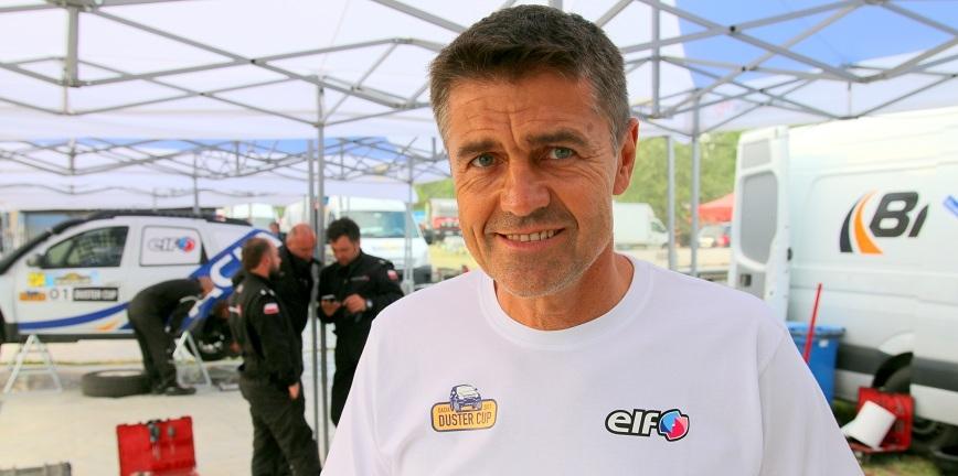 Hołowczyc dla warsztat.pl: motorsport dostępny dla każdego