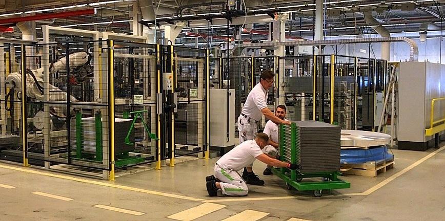 Zwiedzamy fabrykę i centrum testowe TITANX [FILM]