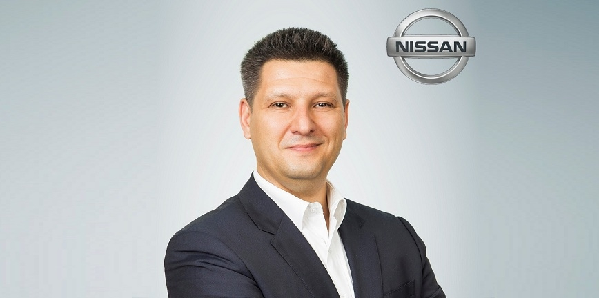 Nowy dyrektor komunikacji Nissan Sales Central & Eastern Europe