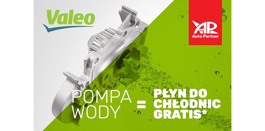 Nowa promocja w Auto Partner SA – pompy wody Valeo