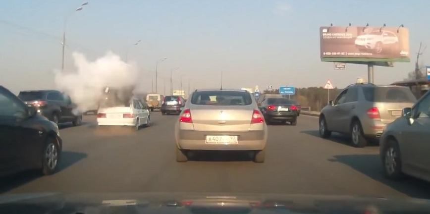 Wybuch samochodu z LPG? [FILM + ANALIZA]