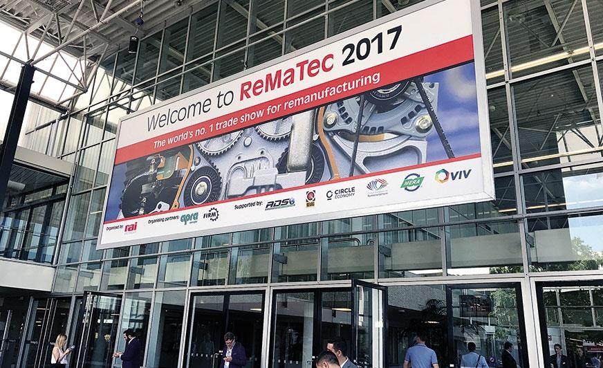 Spotkanie świata regeneracji – aktywni Polacy na ReMaTec (18-20 czerwca 2017 r.)