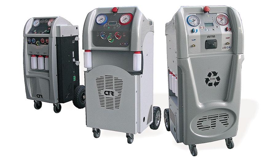 Profesjonalna obsługa układów klimatyzacji – urządzenia CTR Denso Group wPolsce
