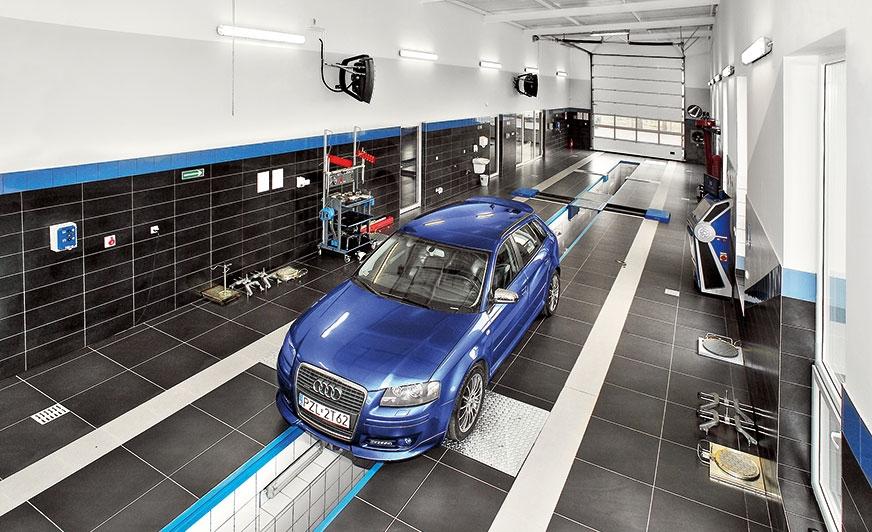 Diagnozowanie układów podwozia pojazdów samochodowych (cz. 1)