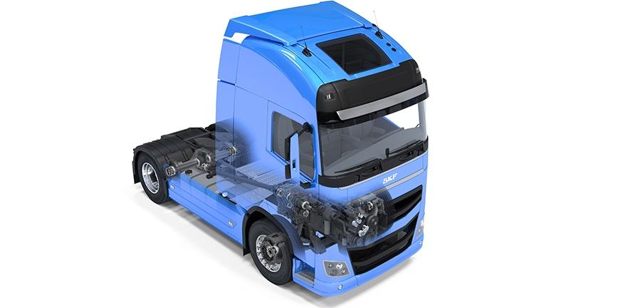 Auta ciężarowe - kluczowe komponenty to podstawa [TEMAT MIESIĄCA]