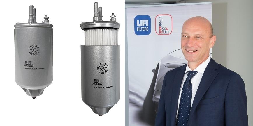 Innowacyjny filtr oleju napędowego do VW Crafter