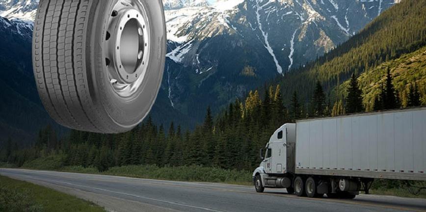 Kierowcy testują opony ciężarowe Michelin