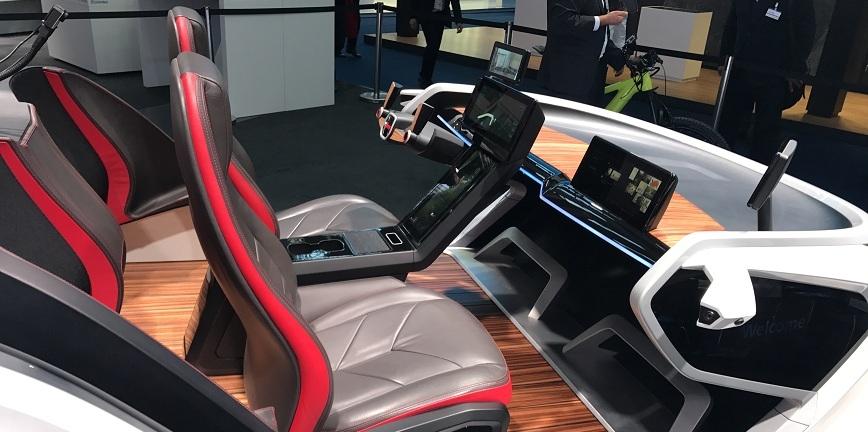 IAA: Bosch prezentuje motoryzację przyszłości [LIVE]