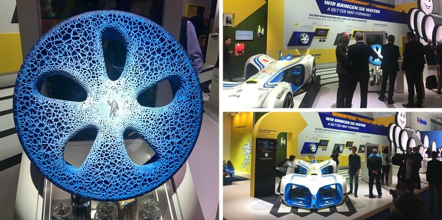 Oto VISION, czyli koncepcja Michelina na temat opony przyszłości