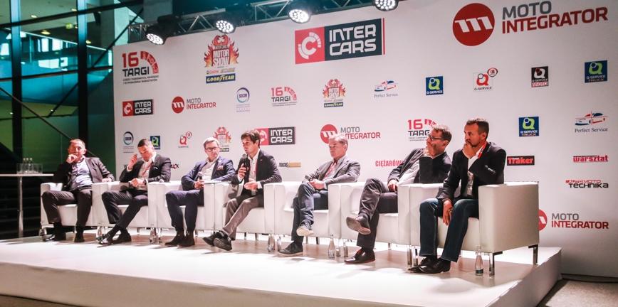Targi Inter Cars: sporo zaskoczeń na konferencji