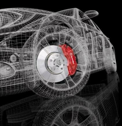 Brembo: tarcze dla Tesla model S i X