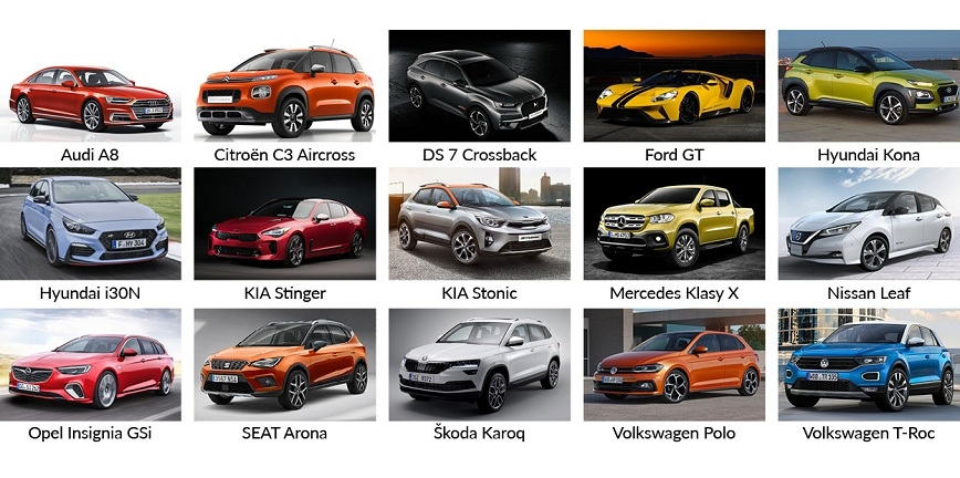Samochody dla biznesu na targach Fleet Market 2017